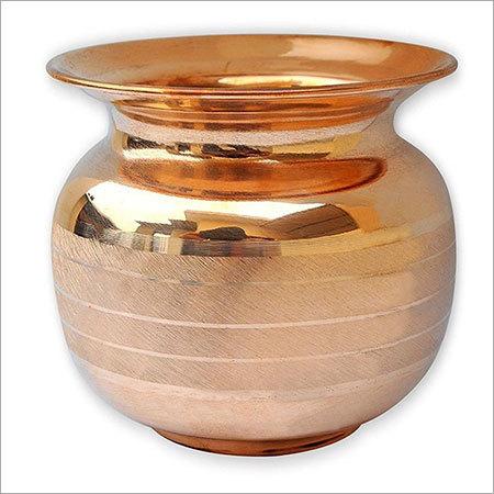 Copper Pooja Kalash