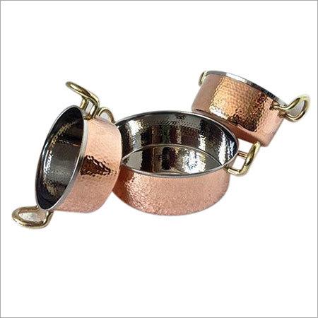 Copper Bottom Cooking Pots