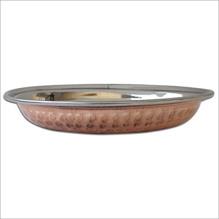 Copper Serving Pot