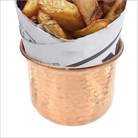 Copper Dinner Ware