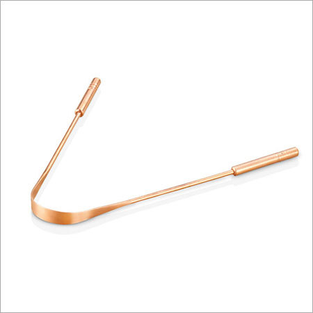 Copper Tongue Cleaner NJO-7403