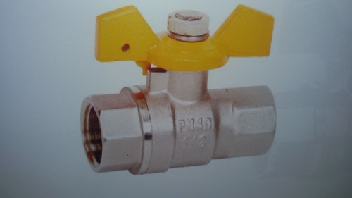 Butterfly Handle Ball Valves