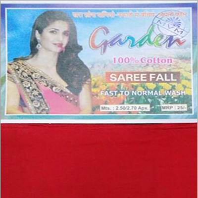 Saree Fall