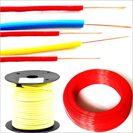 PVC Aluminum Flat Wire