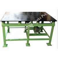 Manhole Cover Vibrator Table