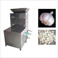 Garlic Depoding Machine