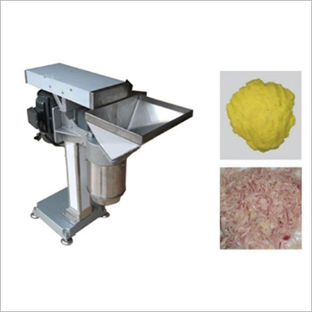 Ginger Garlic Paste Machine
