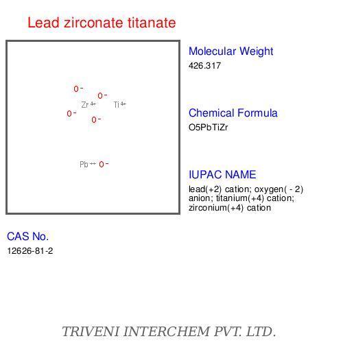 Lead Zirconate Titanate