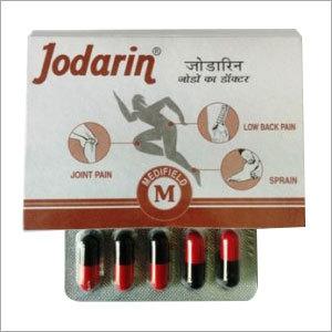 Jodarin capsule