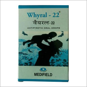 Whyral-22 Antipyretic Drops