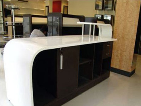 Office Reception Interiors