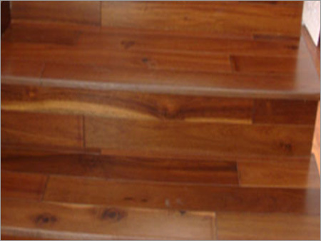 Laminated Wooden Flooring