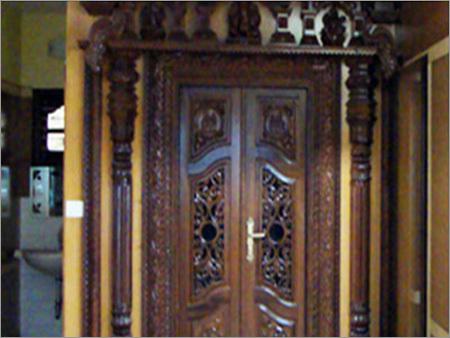 Wood Paneling Doors