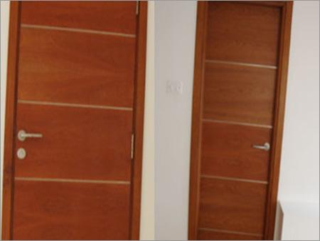 Wooden Paneling Doors