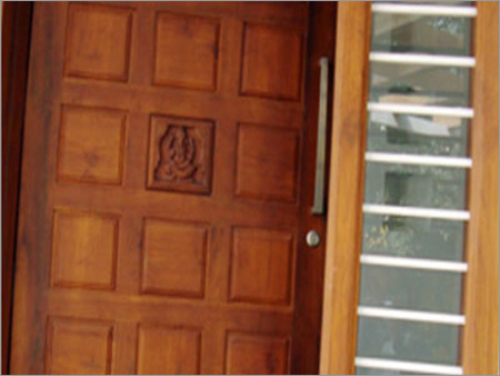 PVC Paneling Doors