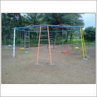6 Seater Dome Swing