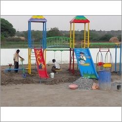 2 Pillar Multi Play Systems