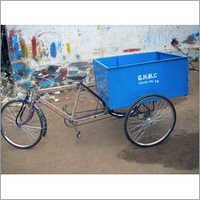 Garbage Tricycle Rickshaw