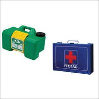 Eyewash First Aid Box