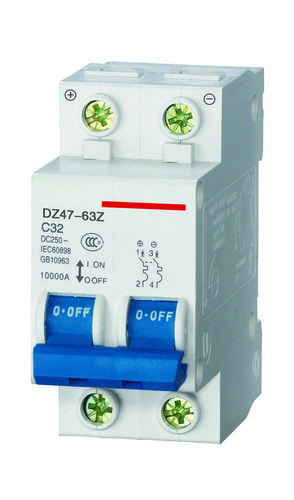 DC Mini Circuit Breaker