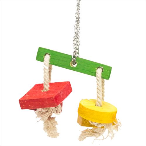 Seesaw Hanging Bird Toy