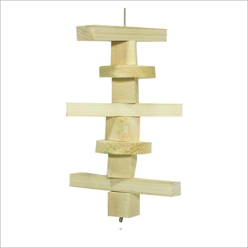 Block Natural Hanging Bird Toys