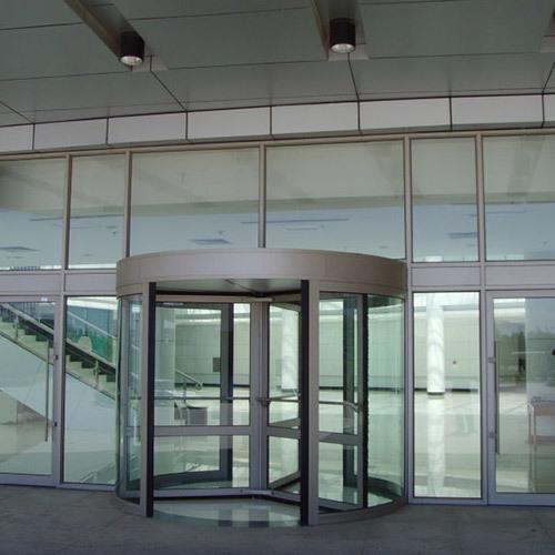 Auto Glass Door