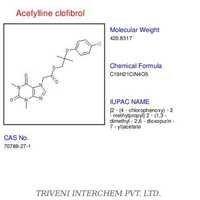 Acefylline clofibrol