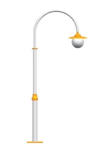 Decorative Street Lamp Post