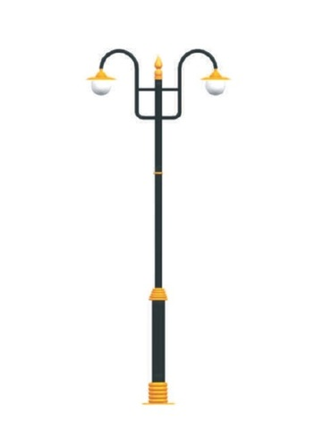 Decorative Street Light Posts