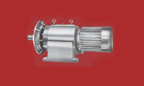 Heavy Duty Three Stage Geared Motors