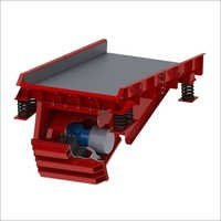 Electromechanical Vibrating Feeder
