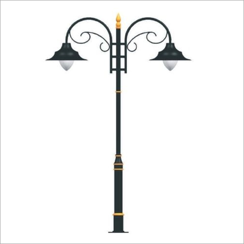 Decorative Outdoor Light Post