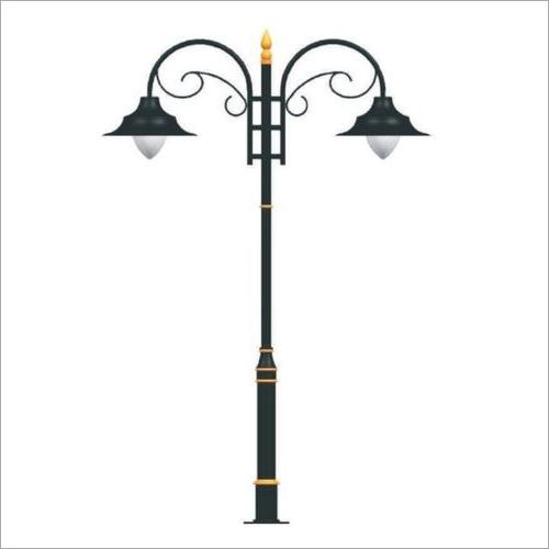 Decorative Outdoor Light Post