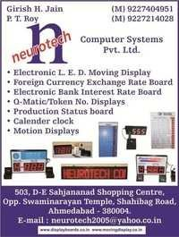 Computer Systems Display Board