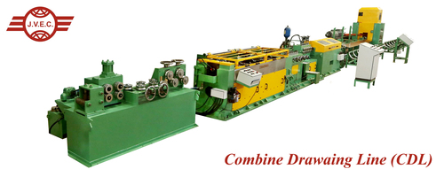 Combined Drawing Machine