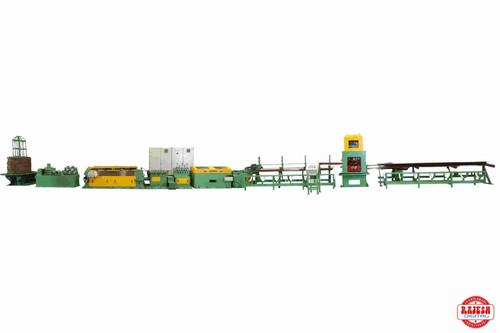 Wire Drawing Line Machine