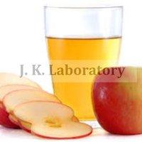Apple Juice Testing Laboratory