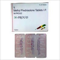 Methyl Prednisolone Tablets