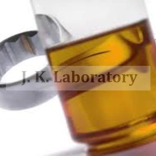 Edible Oil Testing Laboratory