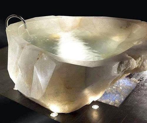 Quartz Bath Tub