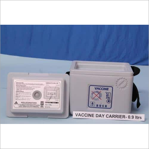 Vaccine Carriers 0.9 Ltr