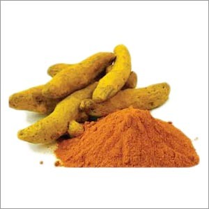 Turmeric Eight Finger