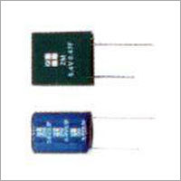 Electric Double Layer Capacitors