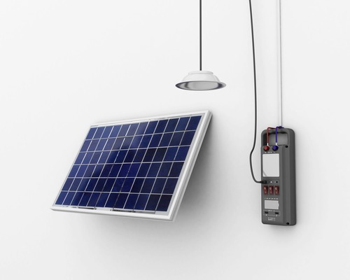 Solar Home Lighting System
