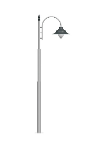 Parking Lot Light Post