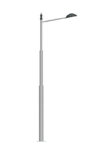 Parking Lot Pole Light