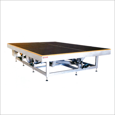 Glass Breakout Tables