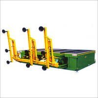 Multi Function Manual Cutting Table