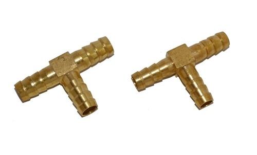 Brass Tee Joint Nipple